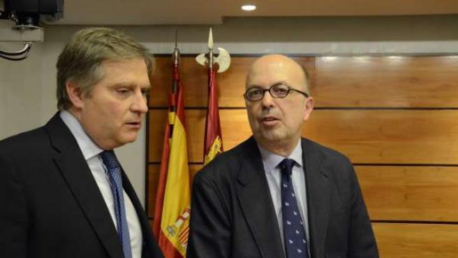 Nacho VIlla Comisión de las Cortes
