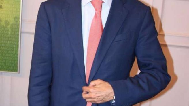 El alcalde de Torrelavega, Ildefonso Calderón