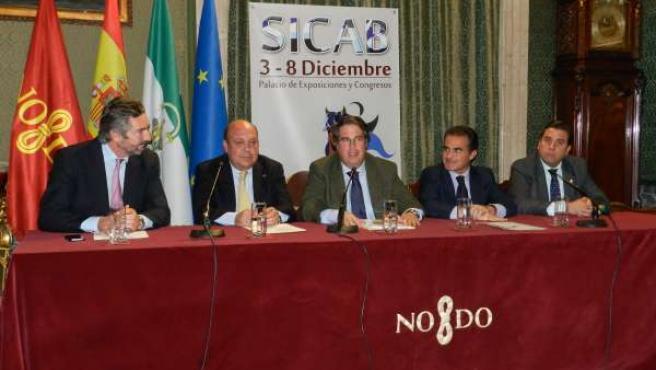 Presentación de la edición 2013 de Sicab.