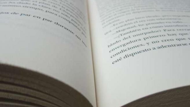 Libro, lectura, leer, escritor