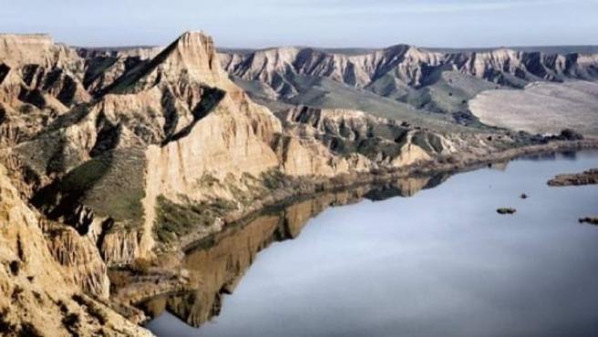 Las barrancas de Burujón, nuestra versión del Cañón del Colorado.