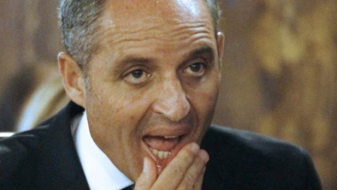 El expresidente valenciano, Francisco Camps, está citado como testigo por el juez del caso Nóos.