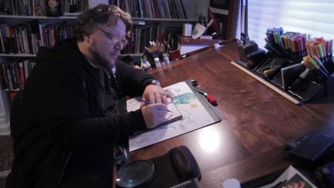 Los diarios secretos de Guillermo del Toro