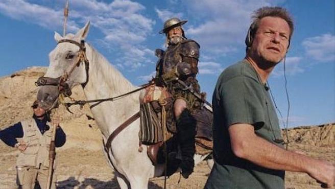 Terry Gilliam vuelve a intentarlo con 'Don Quijote'