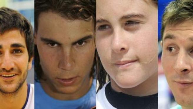 Rubio, Nadal, Pulido o Messi son algunos de los deportistas conocidos que han triunfado a edades precoces.