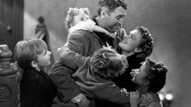 Fotograma de la película 'Qué bello es vivir', de Frank Capra.