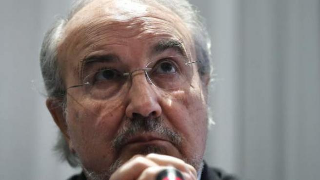 Pedro Solbes, exministro de Hacienda.