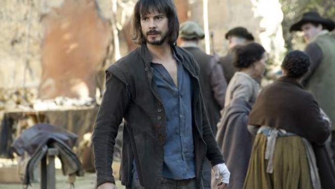 David Janer en 'Águila Roja'.