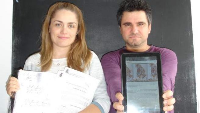 Beatriz y Xus, el matrimonio que ha ganado la demanda a la marquesa de Campo Franco