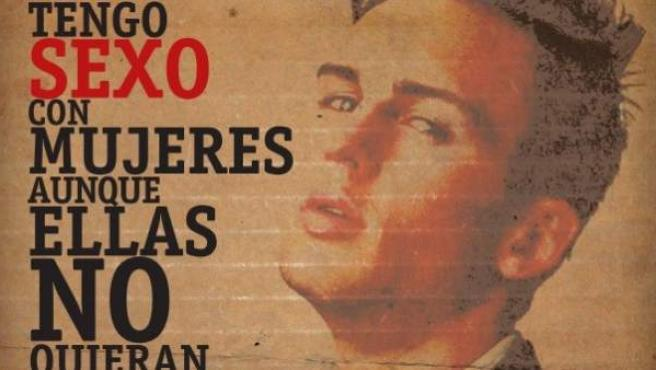 Cartel del Ayuntamiento de Madrid contra la prostitución
