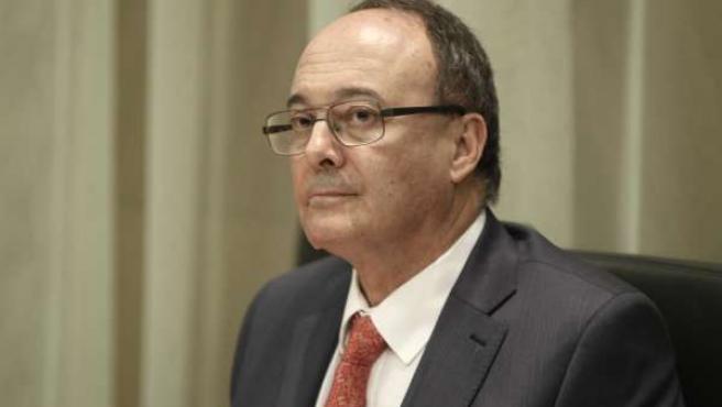 Gobernador de Banco de España, Luis Linde