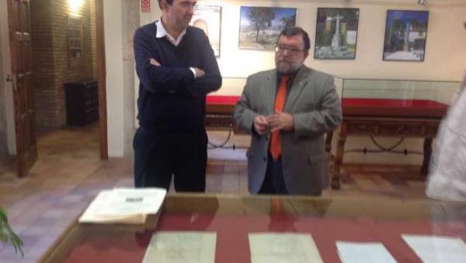 Presentación del Documento del Mes en el Archivo Histórico de Jaén