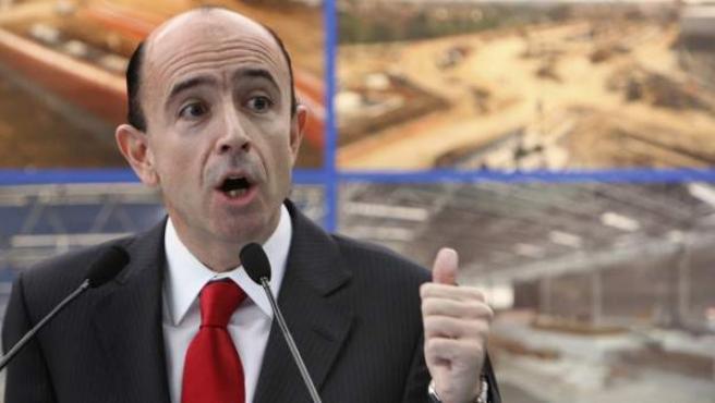 El exconsejero de Sanidad de la Comunidad de Madrid, Manuel Lamela.