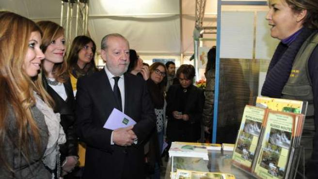 Inauguración VIII Feria de las Mujeres Empresarias