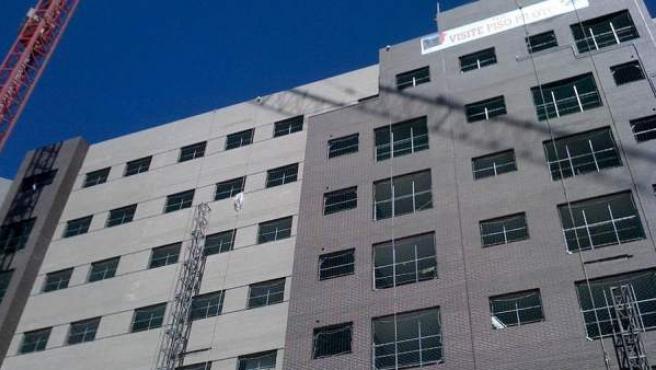 Una nueva promoción de viviendas en la que puede visitarse el piso piloto.