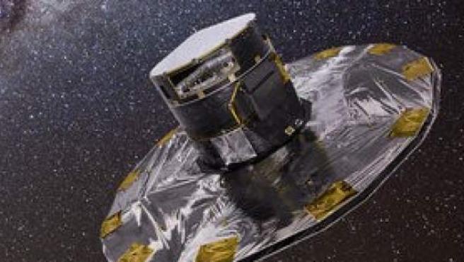 Imagen de la sonda espacial Gaia, que dará información sobre más de mil millones de estrellas de la Vía Láctea.
