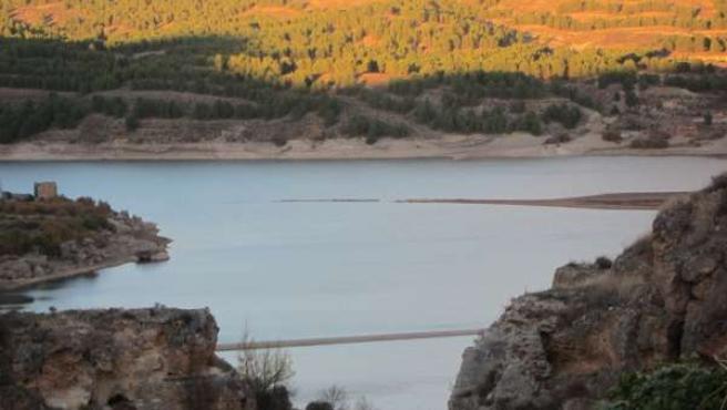 Emnalse de la cuenca del Ebro