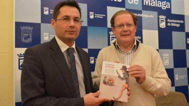 Pomares, en la presentación delm Plan estratégico de Infancia 2013-2016