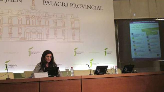 Presentación de nuevas actividades del II Plan de Igualdad de Diputación