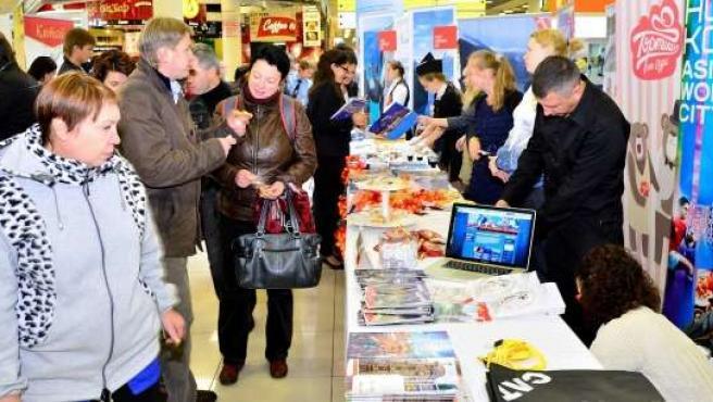 Feria de Sheremetievo