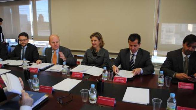 Reunión de la Comisión de Trabajo