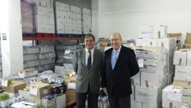 BBVA lanza una nueva campaña con los Bancos de alimentos en Andalucía