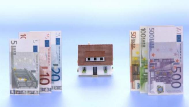 En España, el euríbor es la referencia para la inmensa mayoría de las hipotecas.