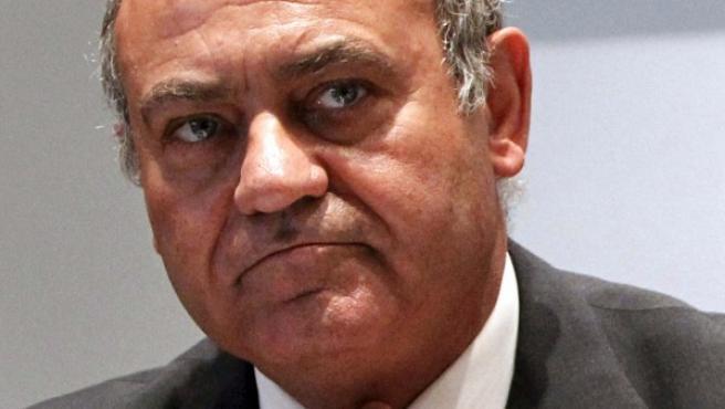 Gerardo Díaz Ferrán, expresidente de la CEOE.