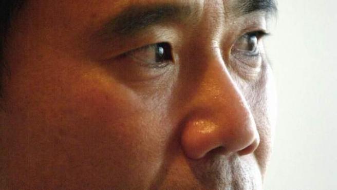 El autor japonés Haruki Murakami.