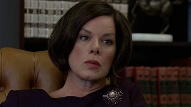 Marcia Gay Harden en 'El profesor'