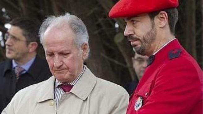El exconsejero vasco de Interior y expresidente del Parlamento Vasco, en una foto de archivo.