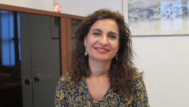 La consejera de Hacienda y Administración Pública, Maria Jesús Montero