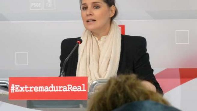Gil Rosiña, Isabel, PSOE Extremadura