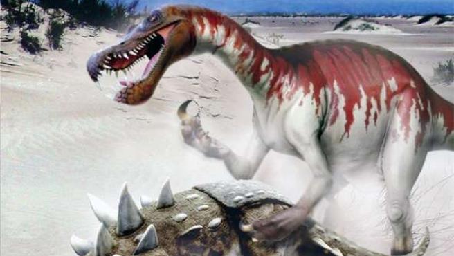 Libro La Rioja de los dinosaurios