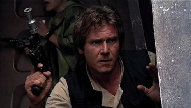 Subastan la pistola 'blaster' de Han Solo
