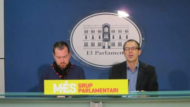 David Abril y Biel Barceló