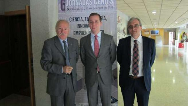 Jornadas Cénits Sobre Computacióna Avanzada En Cáceres