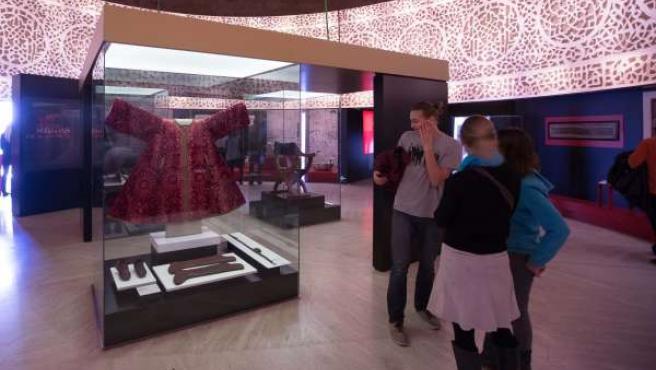La Exposición 'Arte Y Culturas De Al-Andalus'