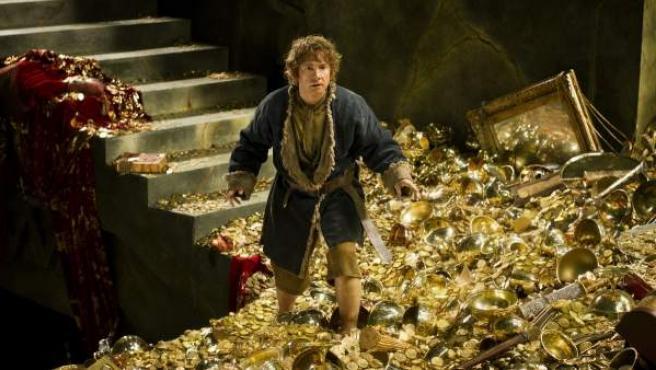 El Hobbit La Desolación De Smaug El Gran Dragón Vuelve A La Tierra Media Por Navidad