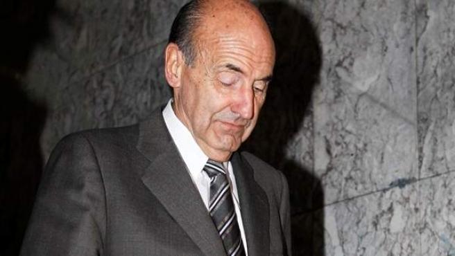 El abogado de la infanta Cristina, Miquel Roca i Junyent.