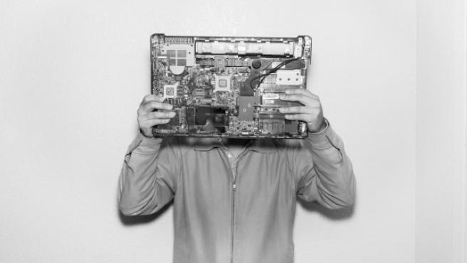 Una de las fotos de Soth, que documentó la vida en varias ciudades cercanas a Silicon Valley