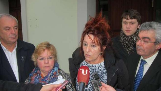 El PSOE presentará 4.000 firmas ante el Valedor sobre cirugía pediátrica en CHUO