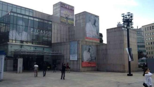 Expo de la fundacion casa natal pablo picasso en corea