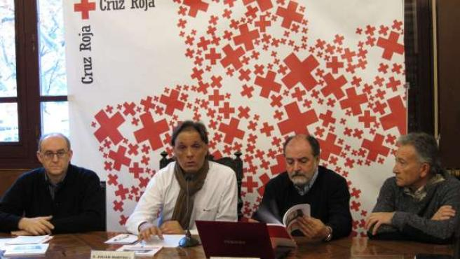 Aranda, Martínez, Cabrera y García