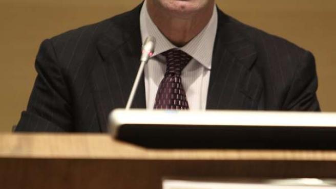 El Ministro de Industria, Energía y Turismo, José Manuel Soria