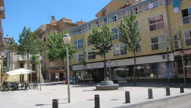 Plaza de Navarra