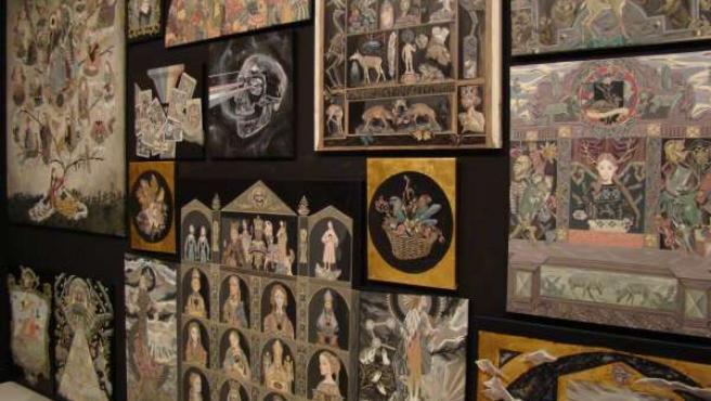 Exposición de Marijosé Gallardo en el CAAC