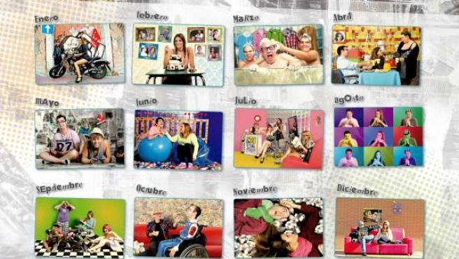 Calendario Famdif