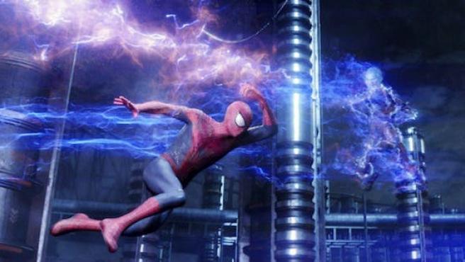 Tráiler internacional de 'The Amazing Spider-Man 2: El poder de Electro'