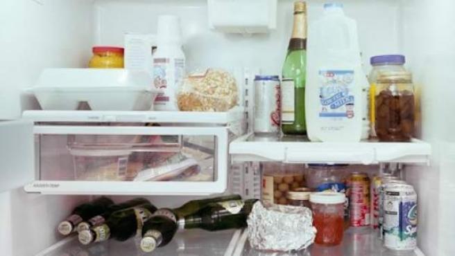 Alimentos refrigerados.